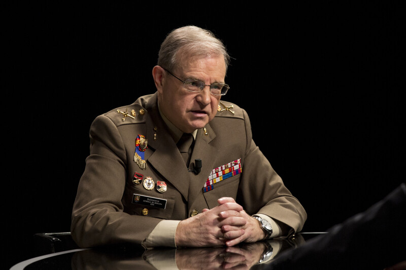 General Miguel Ángel Ballesteros