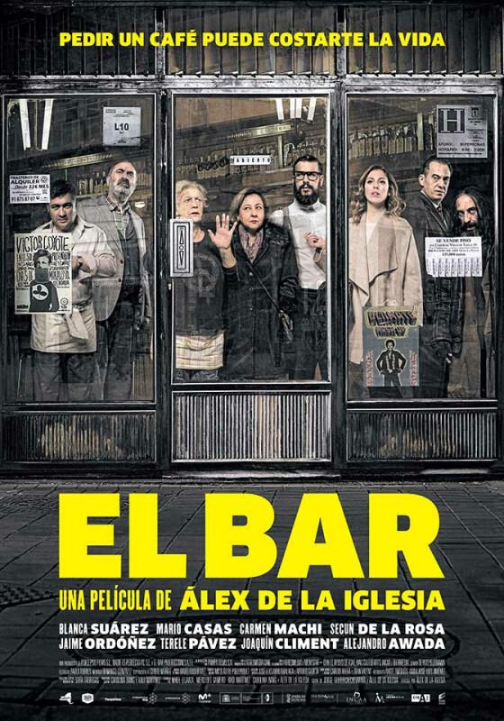 El bar - cartel definitivo