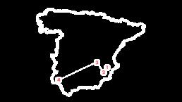 Mapa gitanos