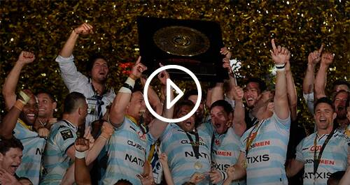 Racing, campeón del Top14