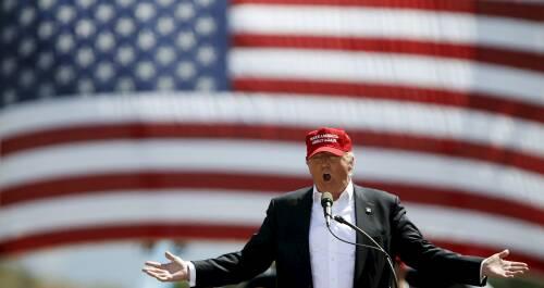 Trump, rompiendo las reglas