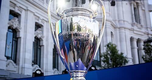 Leyendas de la Champions