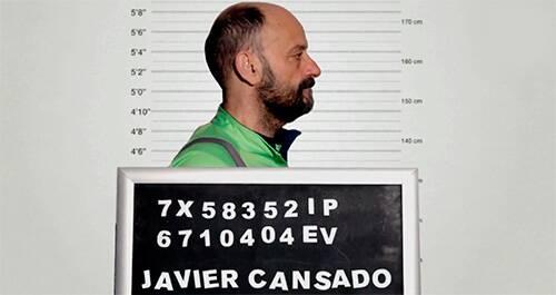 Cómicos, con Javier Cansado