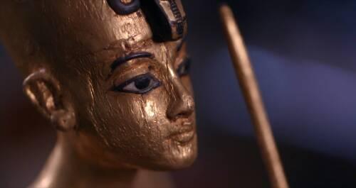 El tesoro de Tutankamón
