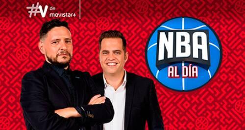 #NBAalDía