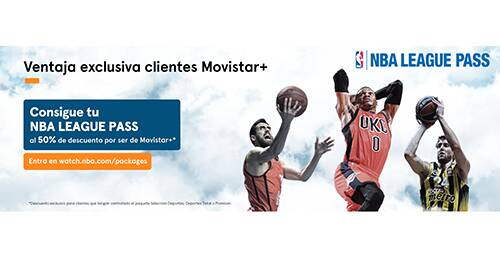 Descuento NBA League Pass