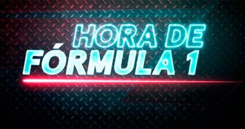 Hora de Fórmula 1