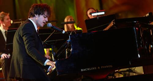 Jamie Cullum Live at Jazz in Vienne