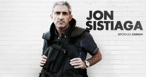 Reportajes CANAL+ con Jon Sistiaga