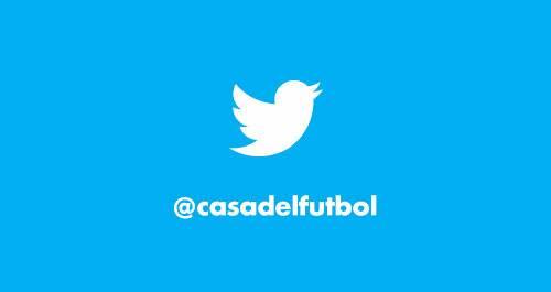 Twitter de La Casa del Fútbol