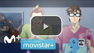 Virtual Hero de Rubius [teaser] | una serie original de Movistar+