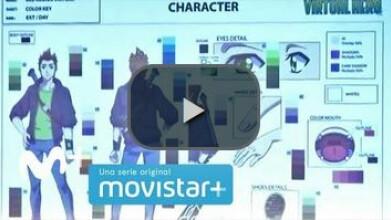 Virtual Hero: ¡Así se han hecho los bocetos de los personajes!