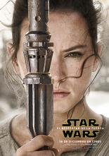 Star Wars, El despertar de la fuerza, carteles, personajes, Han Solo, Rey