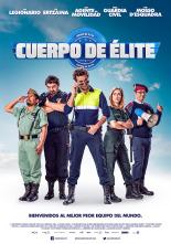Cuerpo de élite, María León, Miki Esparbé, Jordi Sánchez, Andoni Agirregomezkorta, Juan Carlos Aduviri.