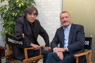 Agustín Díaz Yanes, Arturo Pérez Reverte, Oro