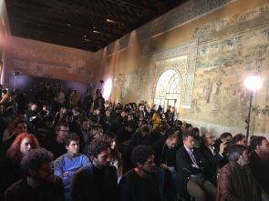Presentación del rodaje de 'La Peste' en Sevilla
