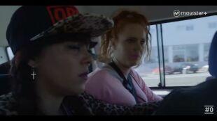 WEB LAHUIDA:  Programa 7 - Marta y Mónica autostop dando y pena y acaban cantando