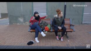 La Huida. Programa 8. Marta Y Mónica desesperadas buscan alojamiento