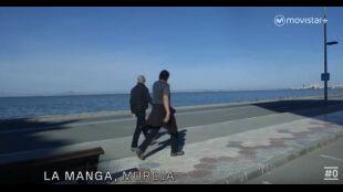 La Huida. Programa 3. César y Justo huyen de La Manga por chivatazo