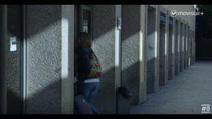 LA HUIDA. PROGRAMA 7. Ana y David 'troncha' vigilancia