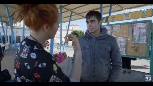 WEB LAHUIDA:  Programa 6 - Marta y Mónica  en la estación de Vera