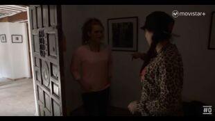 WEB LAHUIDA:  Programa 7 -  Marta y Mónica llegan a eco aldea