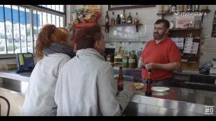 LA HUIDA - Programa 3 - Marta y Mónica consiguen comida gratis