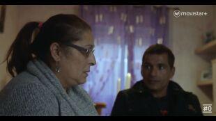 LA HUIDA. PROGRAMA 4. Diego y Juani dan instrucciones a su prima