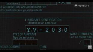 LA HUIDA. PROGRAMA 9. Sospechas de Oscar y gráficos del plan de vuelo