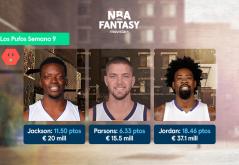 Fantasy NBA+, Movistar+