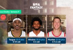 Movistar+, Fantasy NBA+