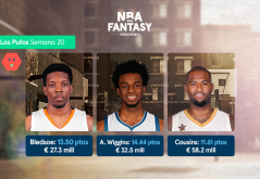 Fantasy NBA+, Movistar+