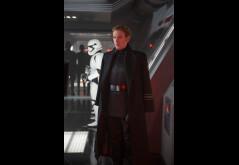 Star Wars, El despertar de la fuerza, carteles, personajes, Han Solo, Leia, Rey, Finn, Kylo Ren