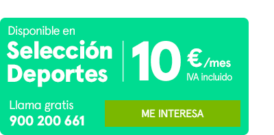 Movistar+, deportes