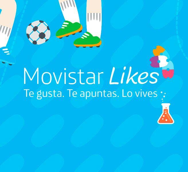 Movistar Likes