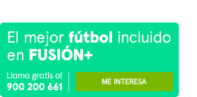 El mejor fútbol se juega en Movistar+