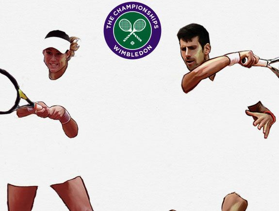 Wimbledon, Movistar+