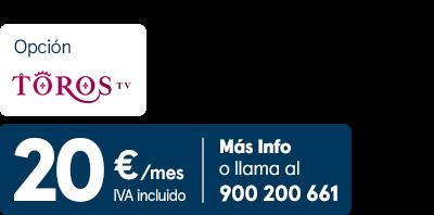 Toros, Deportes, Movistar+