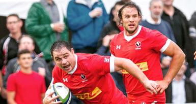 Canadá, Rugby, RWC, Movistar+, Mundial