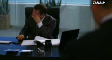 El séquito. Temporada final Cap.7 La emoción de Ari