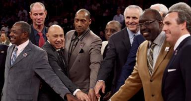 La época dorada del Madison, Básicos NBA+