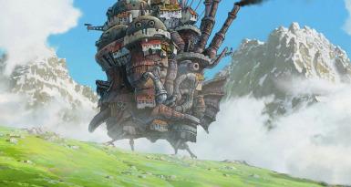'El castillo ambulante'