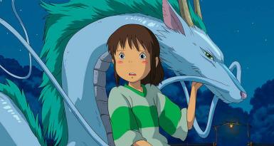 'El viaje de Chihiro'