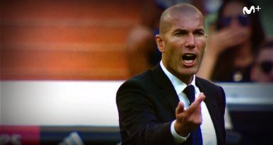 Zidane, Movistar+, El Clásico