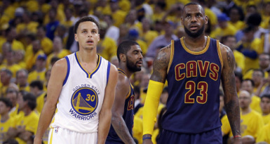 NBA, Finales, Cavs, Warriors, Movistar+