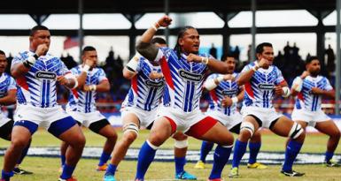 Samoa, Rugby, Movistar+, RWC