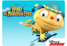 Henry, El Monstruo Feliz (T1) - El abrazapez de Henry