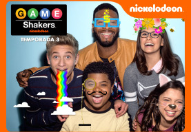 Game Shakers (T3) - Episodio 16