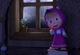 Las historias espeluznantes de Masha (T1) - La terrible historia de la niña con miedo a los animales