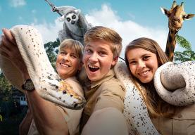 The Irwins (T1) - La isla de los lémures de Bindi
